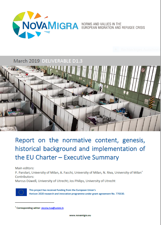 Report on the EU Charter